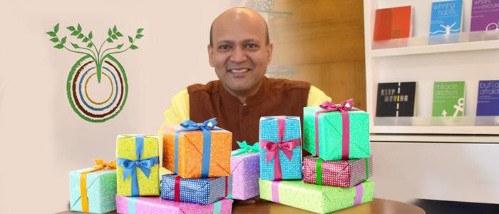 Diwali gift from Naren !